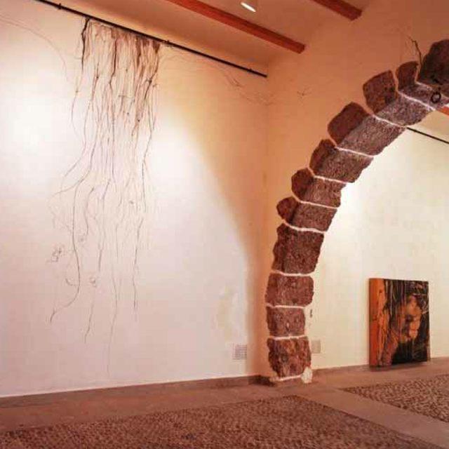 Huellas, 2004 Intervención 1 en la Casa d l'Oli Vila Real