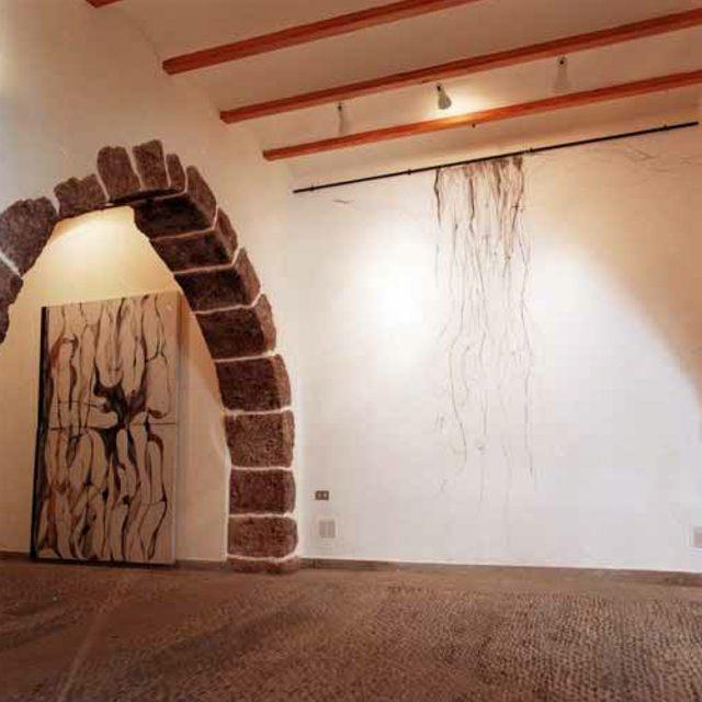Huellas, 2004 Intervención 2 en la Casa d l'Oli Vila Real