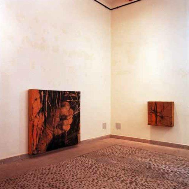 Huellas, 2004 Intervención 5 en la Casa d l'Oli Vila Real