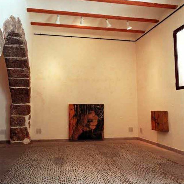 Huellas, 2004 Intervención 6 en la Casa d l'Oli Vila Real