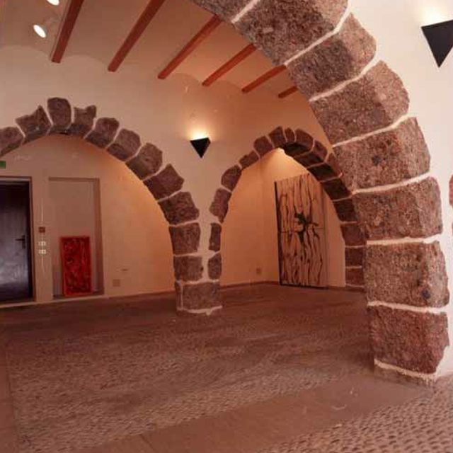 Huellas, 2004 Intervención 7 en la Casa d l'Oli Vila Real
