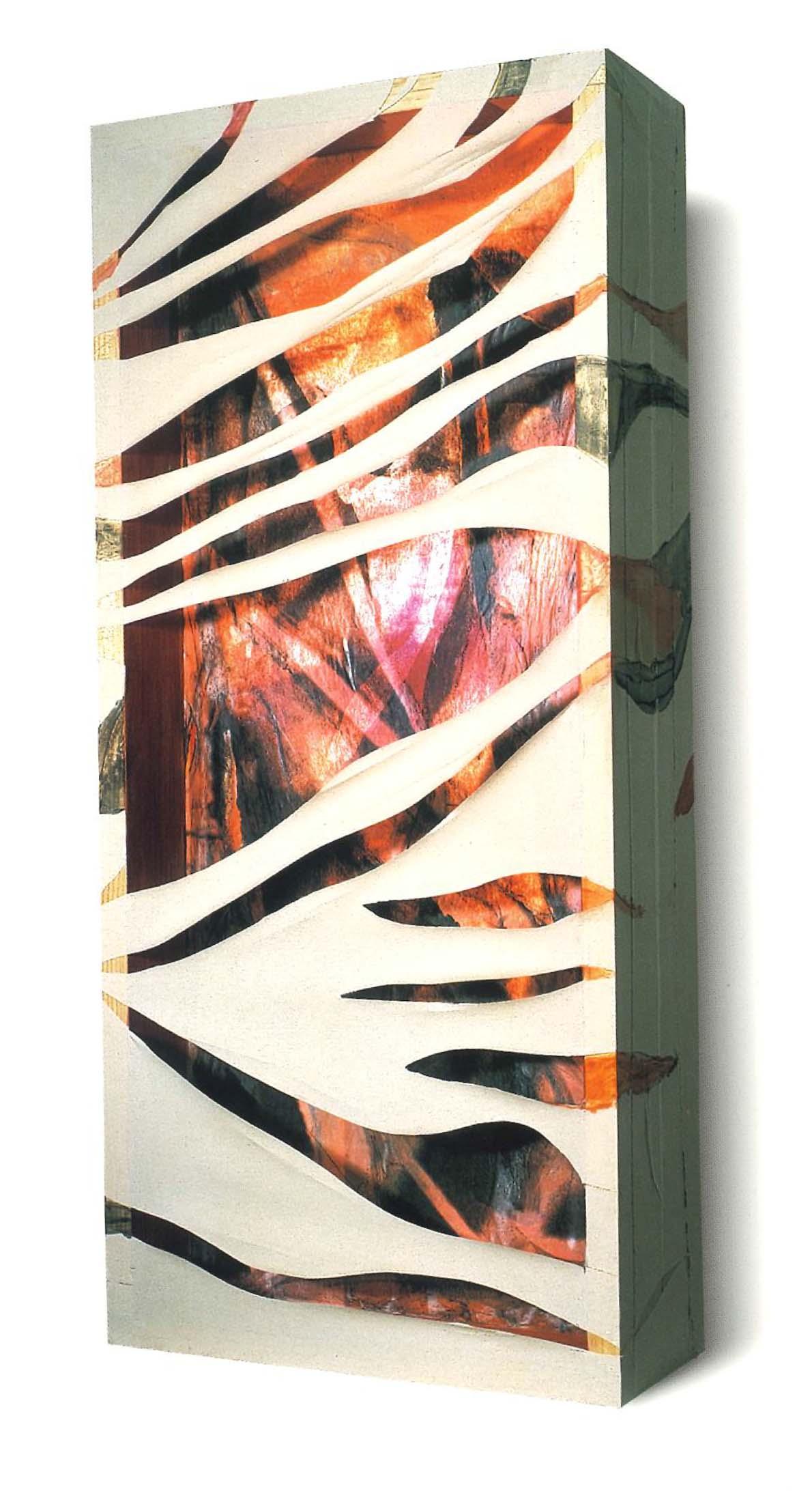 Conflicto Interno, 2001 t copia.mixta s-tela 110 x 50 x 25 cm