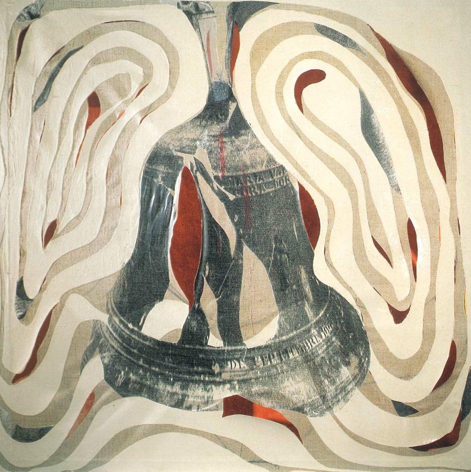 Intimistas, 2001 T. mixta s-telas 110 x 110 x 10 cm